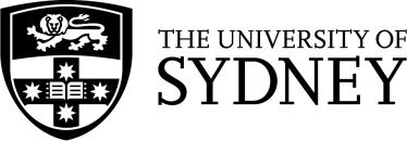 Sydney University Logo